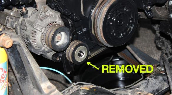 15B-F engine in a Land Cruiser BJ42 | Stranden's Garage™